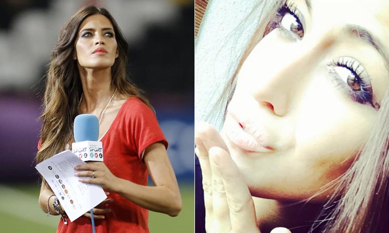 Claudia Garca novia de Guillermo Furiase la futura