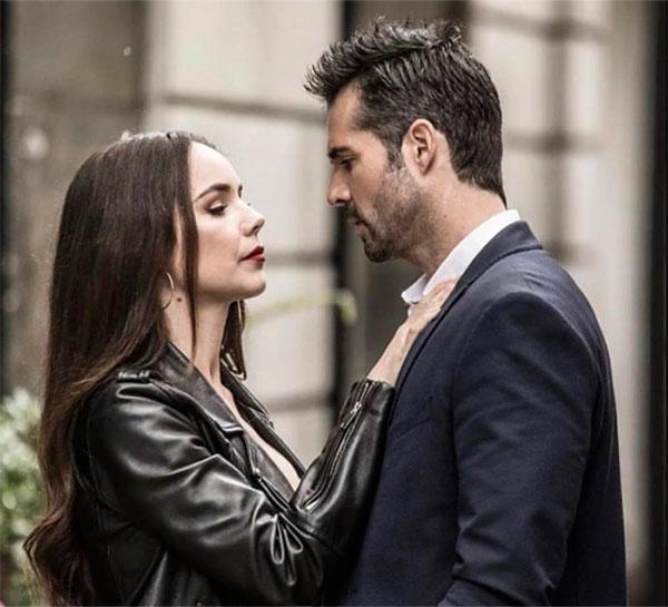 Camila Sodi y José Ron protagonistas de Rubí