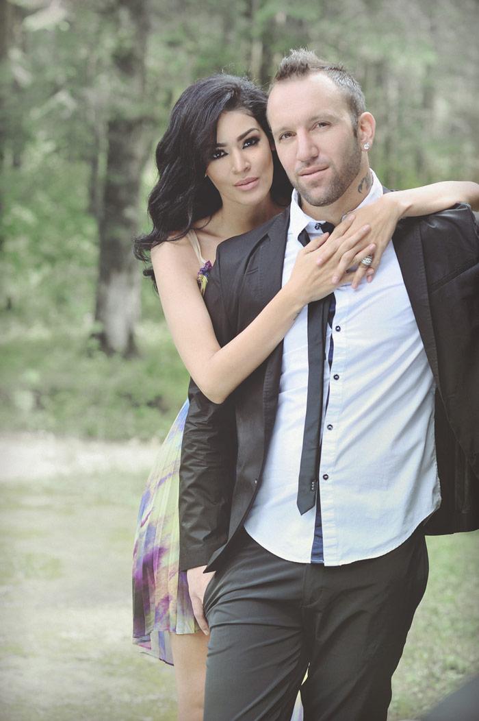 Todo listo para la boda de Matas Vuoso con Casandra Anank