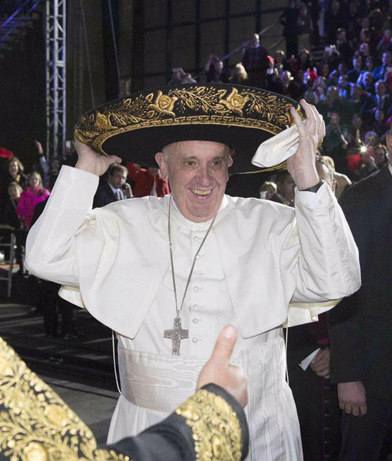 Adis Papa Francisco Las mejores imgenes de su visita a