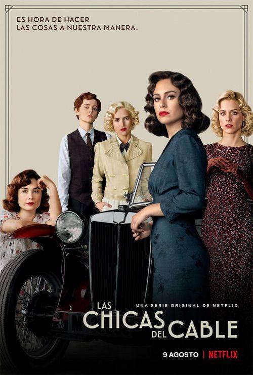 Las Chicas Del Cable Saison 2 Streaming : chicas, cable, saison, streaming, Chicas, Cable, Serie, SensaCine.com.mx