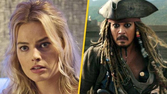 Piratas del Caribe': Margot Robbie será la protagonista de una ...