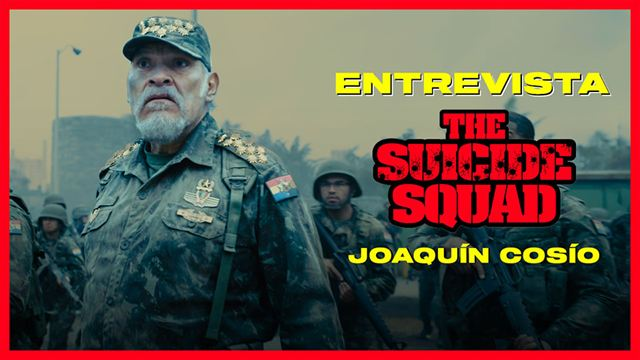 'El Escuadrón Suicida' - Entrevista a Joaquín Cosío