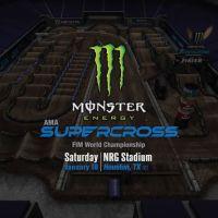 【事前情報】2021 AMAスーパークロス 第1戦(開幕戦) ヒューストン1