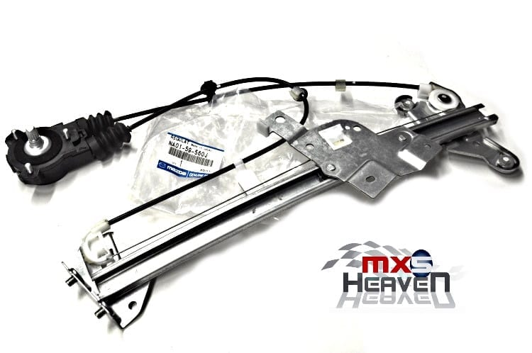Mazda MX5 MK1 Manual Window Regulator Mechanism NS (LH