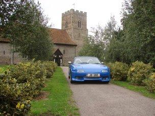 Great Bentley Church