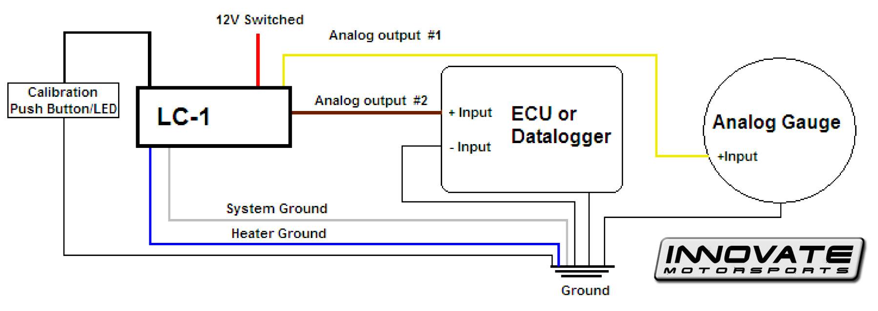 wideband o2 sensor wire diagram 5