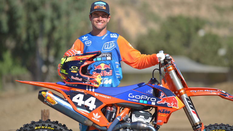 Jordon Smith foi anunciado no começo da semana. Créditos: Transworld Motocross.