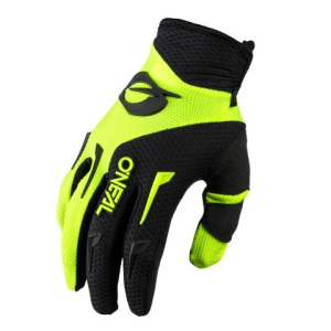 ONEAL YOUTH ELEMENT GLOVES NEON/BLK M 5