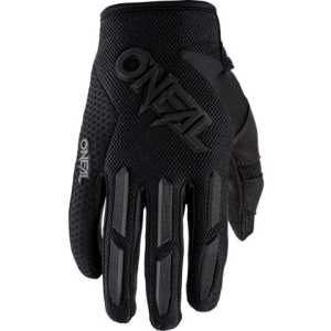 ONEAL ELEMENT YOUTH GLOVES BLACK S 3-4