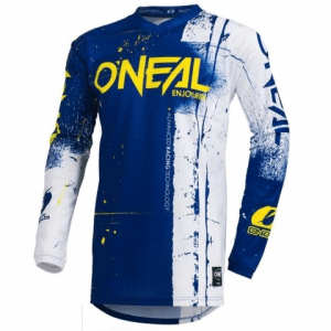 ONEAL YOUTH ELEMENT SHRED JERSEY BLUE XL