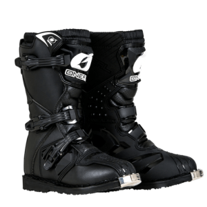 ONEAL RIDER BOOT BLK YOUTH 3