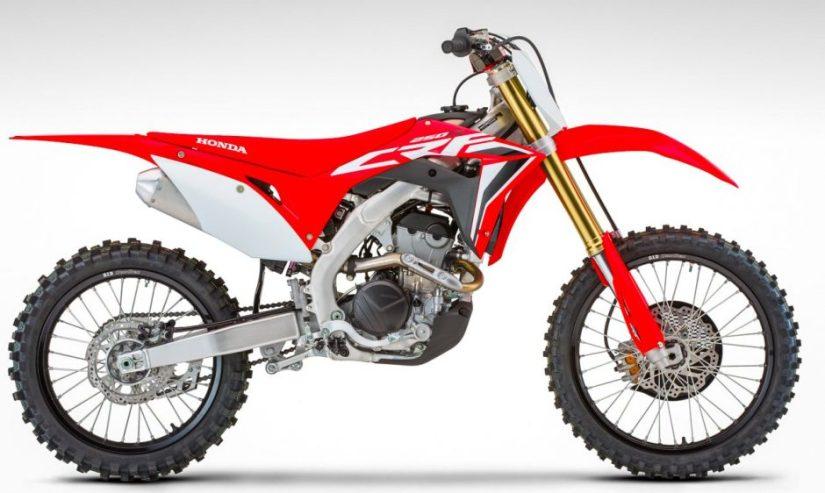 2020 Honda CRF250
