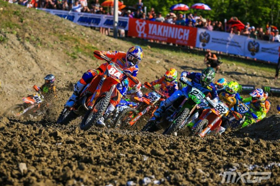 Russian Gp Herlings And Desalle