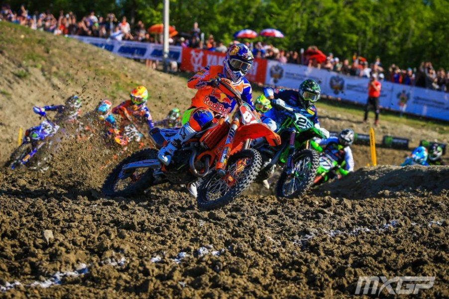 Russian Gp Herlings Holeshot