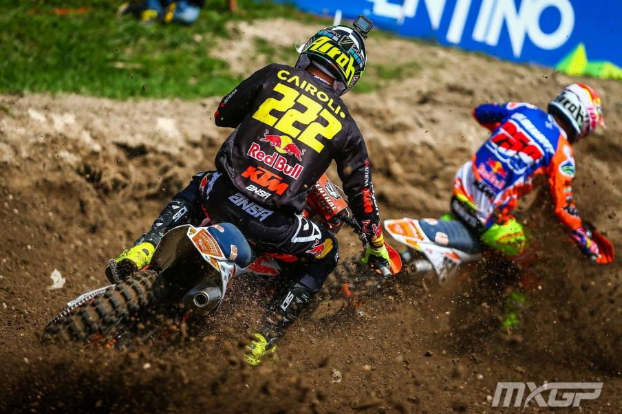 Trentino Cairoli And Herlings