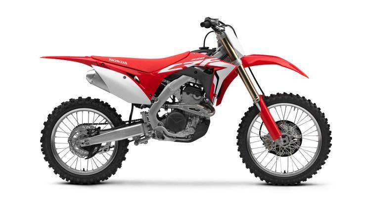 2018 Honda CRF250R hondacrf250r18