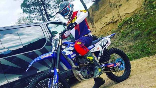 Ivo Monticelli JK Racing MX Team 2018