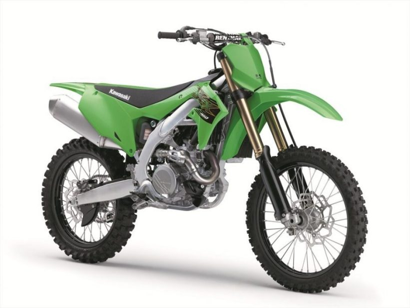 2020 Kawasaki KX450