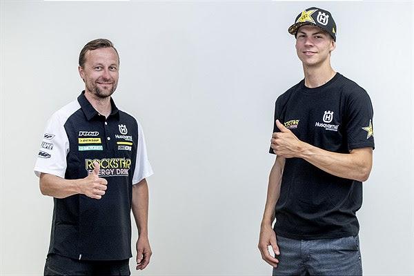 Antti Pyrhönen e Thomas Kjer Olsen