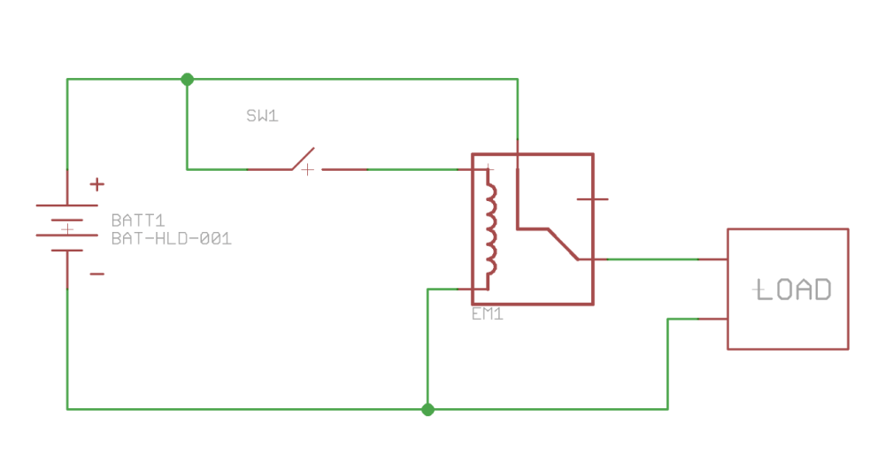 medium resolution of this also reduces the cost in wiring the device instead of having to route large power cables to the switch smaller gauge wire can be used