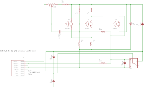 small resolution of reversed engineered schematic parker made of the a c control module