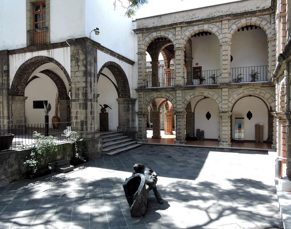 Museo de la cancillera  MXCity  Gua de la Ciudad de Mxico
