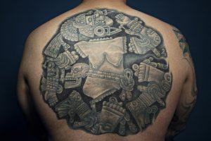El Tatuaje Mexicano Es Una Forma De Re Construir Nuestra Identidad