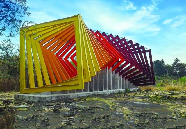 EXPOSICIONES PARA VER EN FEBRERO EN LA CDMX espacio escultorico