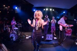 The Asteroids Galaxy Tour live på scenen til SPOT on Denmark @ Montreux Jazz Festival.