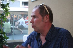 Marc Ridet: Swiss Music Exports skaber - og selv erfaren klubmand.