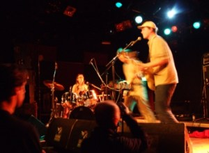 Thulebasen har et travlt forår med koncert i både Europa og USA. Foto: Jon Hededal.