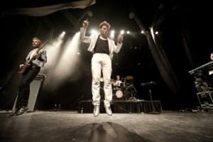 Turboweekend spiller to koncerter til Berlin Music Week. Foto: Peter McNally.