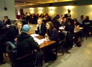 10 fyldte borde på Bremen Teater - og stor international informationslyst