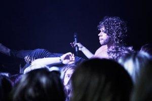 Reptile Youth ved SPOT festival 2012 - nu får de bonus både på livefronten og på hitlisten i Tyskland. (Foto: Sara Lindbæk).