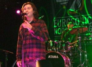 Lukas Graham tyvstartede sin Europa-tour på Eurosonic.