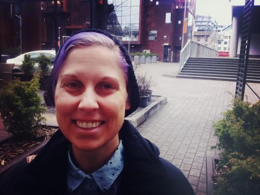 Andrea Van Foerster er music supervisor og arbejder bl.a med Crunchy Frog