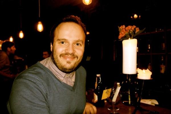 Norman Fleischer (Credit Annett Bonkowski)