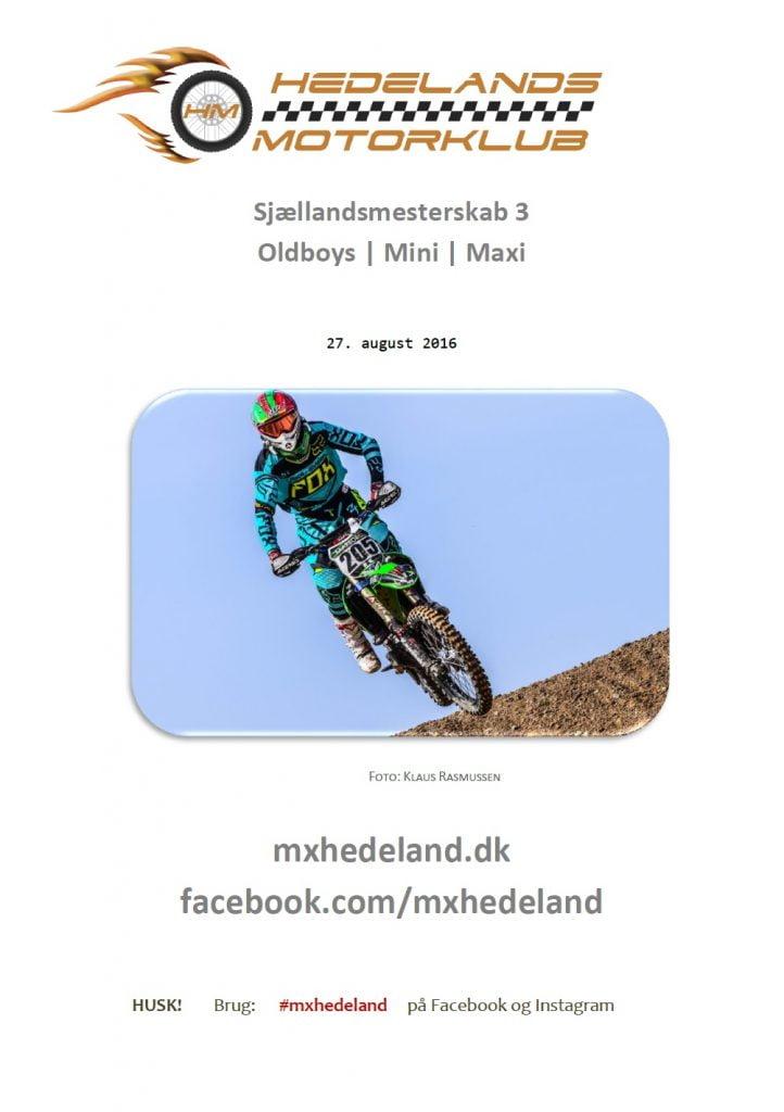 SM OB Mini Maxi program