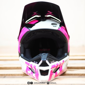 FLY Racing Elite Vigilant Pink / Black