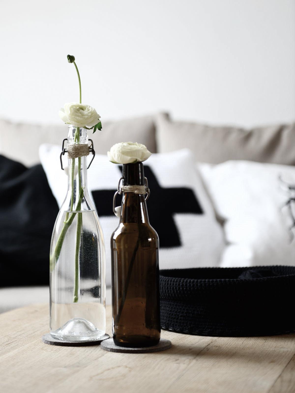 Deko Vase Badezimmer Leonardo Vase Grun Haus Ideen