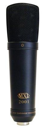 MXL 2001 large diaphragm condenser mic