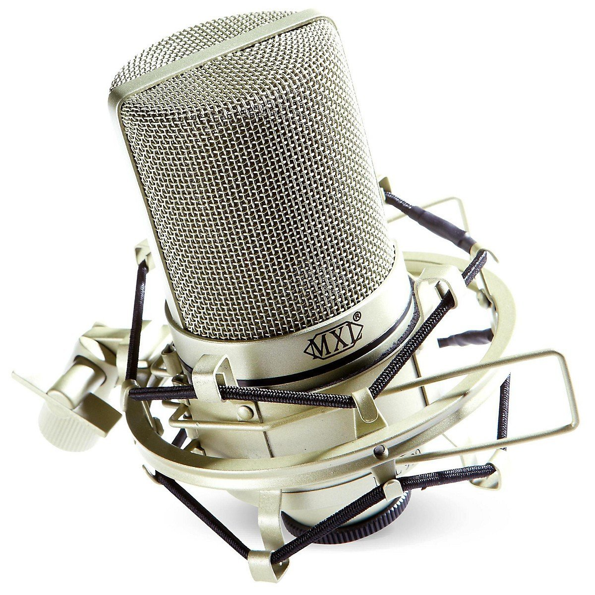 MXL 990 Review: The Most Popular sub $100 Condenser Mic, Period. - MXL -  Mauritania Xpress Line Microphones
