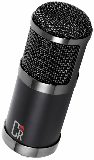 MXL CR89 mic - top