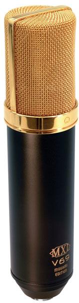 MXL V69 Mogami Edition mic