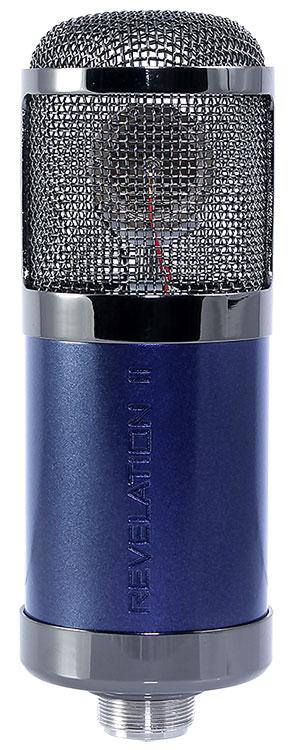 MXL Revelation II tube mic