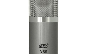 MXL V89 Microphone Review