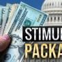 White House Senate Reach Deal On 2 Trillion Stimulus