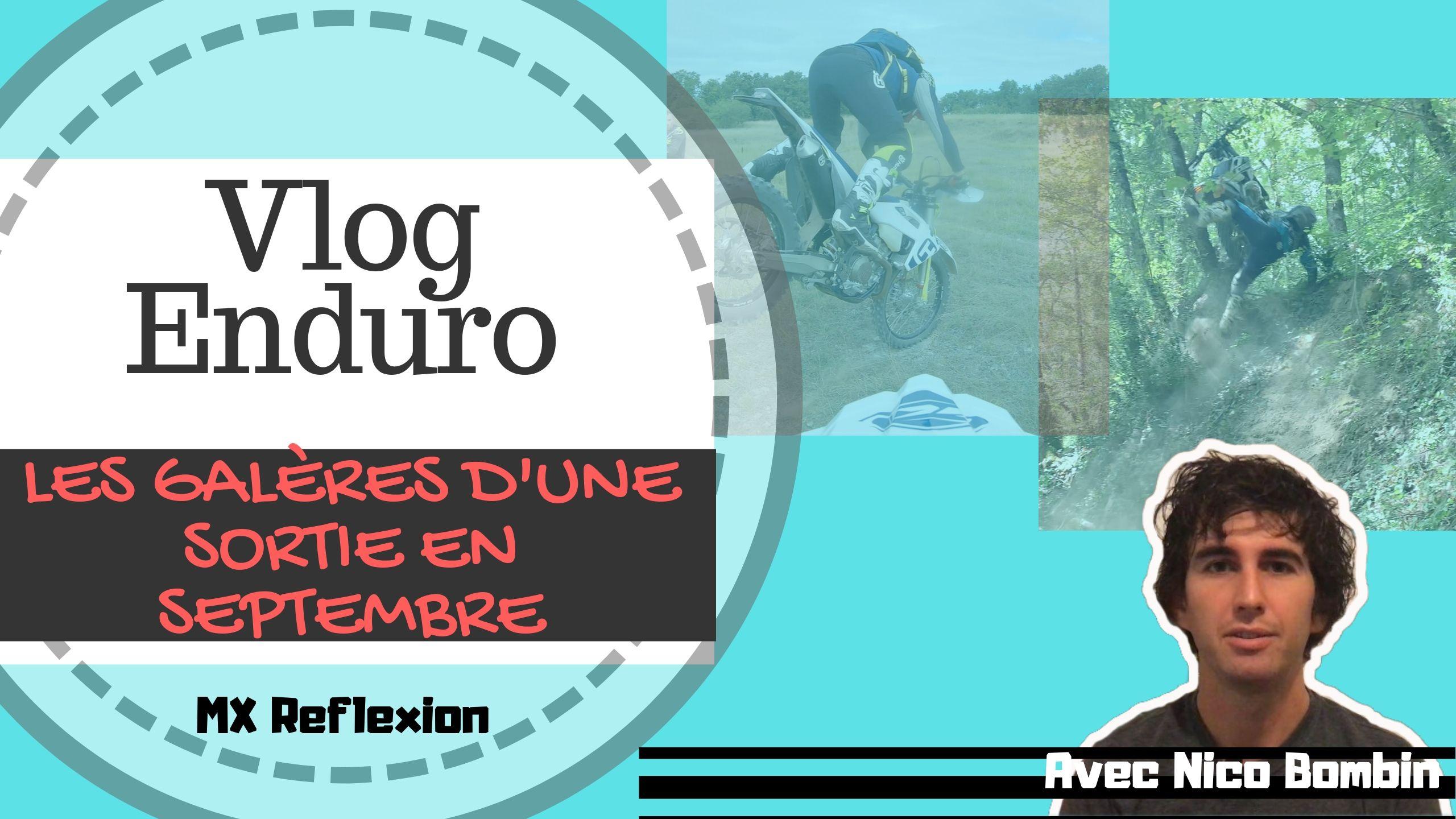Miniature Vlog Enduro septembre