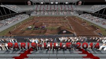 Supercross de Paris-Lille 2014 sur MXS-Concept